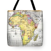 Atlas I Cedid Tote Bag