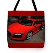 Audi R8 Tote Bag