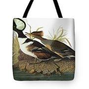 Audubon Merganser Tote Bag