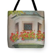 Austrian Window Tote Bag