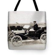 Automobile, C1915 Tote Bag