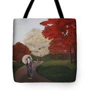 Autumn Geisha Tote Bag