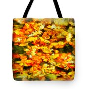 Autumn Leaves 2 Tote Bag