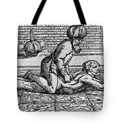 Avicenna (980-1037) Tote Bag