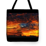 Awe Inspiring Sunset Tote Bag
