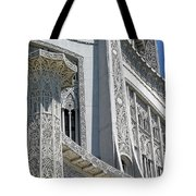 Bahai Temple Wilmette Tote Bag