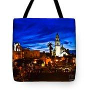Balboa Night Tote Bag
