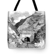 Baltimore & Ohio Railroad Tote Bag