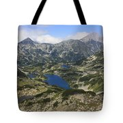 Banderishki Lakes Pirin National Park Bulgaria Tote Bag