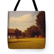 Barns And Landscape Tote Bag