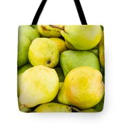 Bartlett Pears Tote Bag