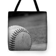Baseball Tote Bag by Kelly Hazel