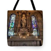 Basilica Of Saint Mary Tote Bag