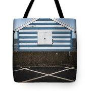 Beach Hut 41 Tote Bag
