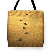 Beach Walker Tote Bag