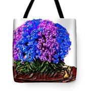 Beautiful Arrangement Of Flowers Tote Bag