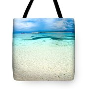 Beautiful Sea At Gili Meno - Indonesia Tote Bag
