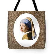 Beauty Adorned Tote Bag