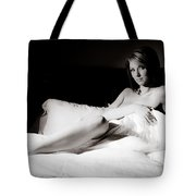 Bed Time Tote Bag