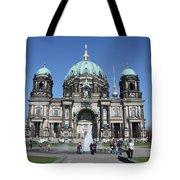 Berliner Dom Tote Bag