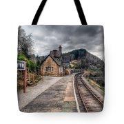 Berwyn Railway Station Tote Bag