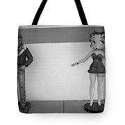 Betty Boop 4 Tote Bag