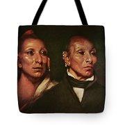 Black Hawk (1767-1838) Tote Bag