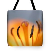 Bloom Of Lily Tote Bag