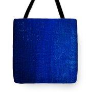 Blue Strokes Tote Bag
