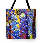 Bluebonnet Garden Tote Bag