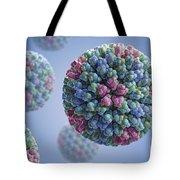 Bluetongue Virus Tote Bag
