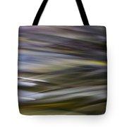 Blurscape Tote Bag