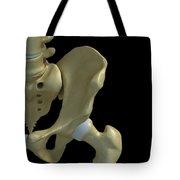Bones Of The Hip Tote Bag