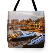 Bowling Harbour 02 Tote Bag