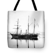 Brazilian Steamship, 1863 Tote Bag