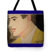 Brendan Fraser Tote Bag