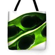 Broad Beans In The Pod Tote Bag