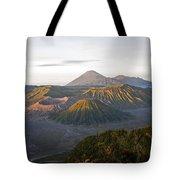 Bromo  Valley  Java Indonesia Tote Bag