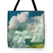 Brother In The Air Tote Bag