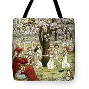 Browning: Pied Piper Tote Bag
