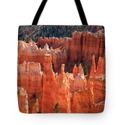 Bryce Canyon Red Rock Tote Bag