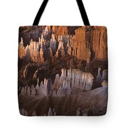 Bryce Canyon National Park Hoodo Monoliths Sunrise Southern Utah Tote Bag