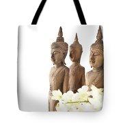 Buddha Figurine  Tote Bag