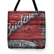 Budweiser Tote Bag