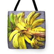 Bunch Of Banana Tote Bag
