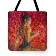 Burlesque II Tote Bag