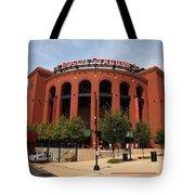 Busch Stadium - St. Louis Cardinals Tote Bag