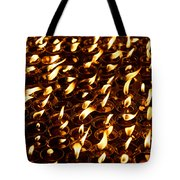 Butter Lamps Tote Bag
