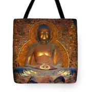 Byodo In - Amida Buddha Tote Bag
