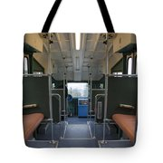Cable Railway Tote Bag